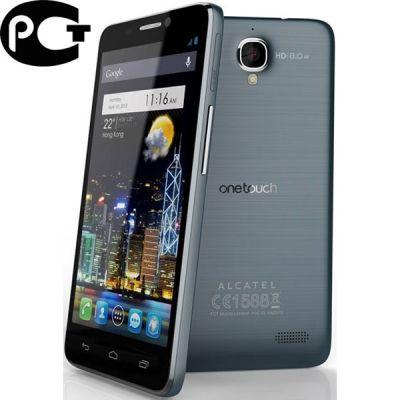 Смартфон Alcatel Idol 6030D Black