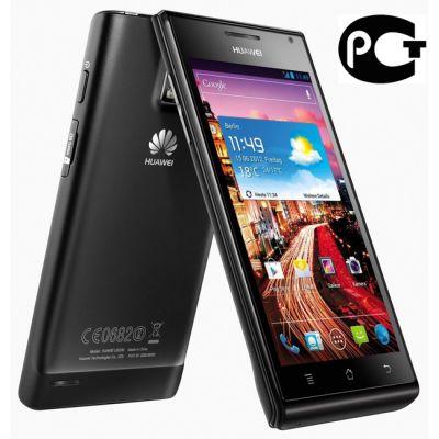 �������� Huawei Ascend P1 XL Black (U9200E)