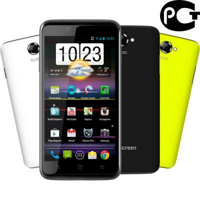 Смартфон Highscreen Omega Prime XL