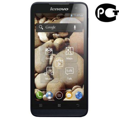 Смартфон Lenovo P770 Grey