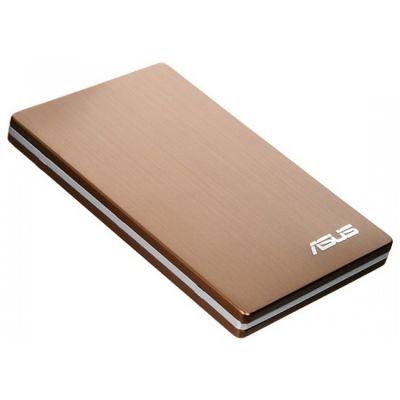 "Внешний жесткий диск ASUS 2.5"" 500Gb 5400rpm USB 3.0 brown ext 90-XB2600HD00050-"