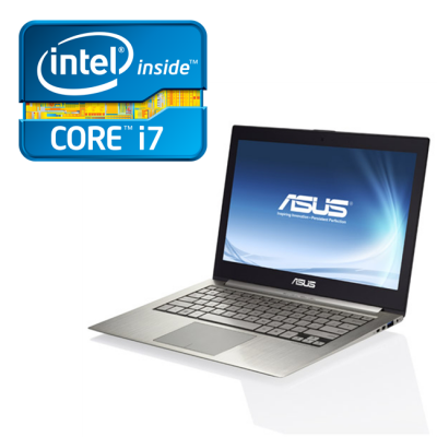 Ультрабук ASUS UX31E Zenbook Silver 90N8NA114W1511VD13AY