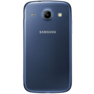 Смартфон Samsung Galaxy Core GT-I8262 Metallic Blue GT-I8262MBASER