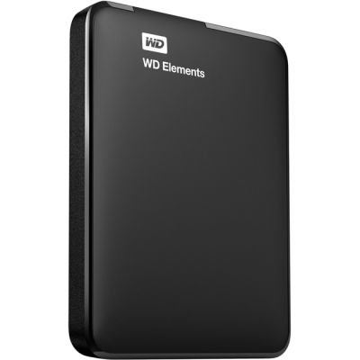 ������� ������� ���� Western Digital HDD USB 3 500GB WDBUZG5000ABK-EESN