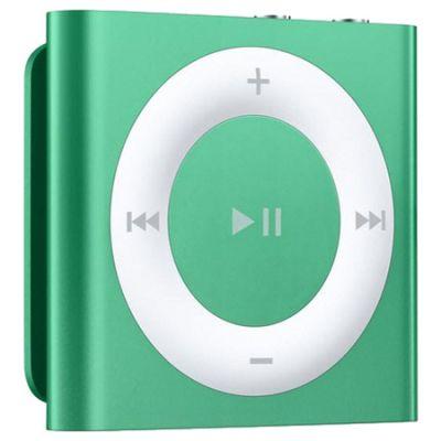 ���������� Apple iPod shuffle 4 2GB Green MD776RP/A