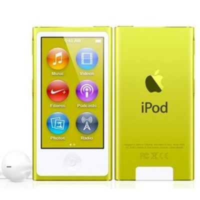 ���������� Apple iPod nano 7 16GB Yellow MD476QB/A