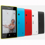Смартфон Nokia Lumia 520 (черный)