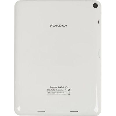 Планшет Digma iDxD8 16Gb 3G White (694129)