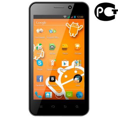 �������� Digma IDxD5 3G black (741495)
