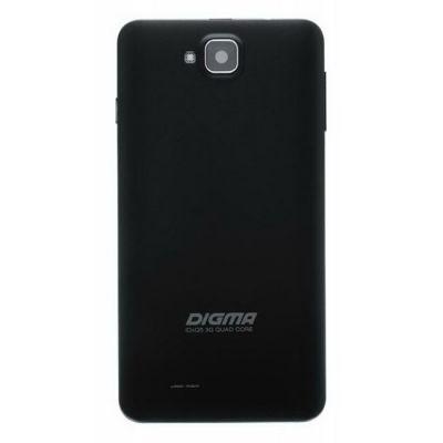 Смартфон Digma IDxQ 5 3G black (754581)