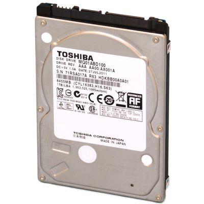 "������� ���� Toshiba SATA 2.5"" 500Gb MK5075GSX"