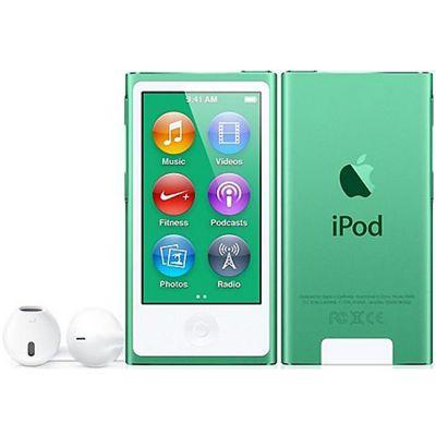 Аудиоплеер Apple iPod nano 7 16GB Green MD478QB/A