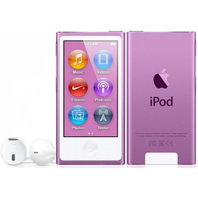 Аудиоплеер Apple iPod nano 7 16GB Purple MD479QB/A