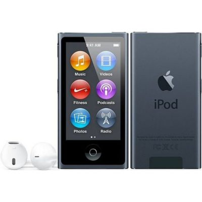 Аудиоплеер Apple iPod nano 7 16GB Slate MD481QB/A