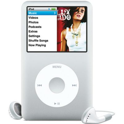 ���������� Apple iPod classic 160GB Silver MC293QB/A