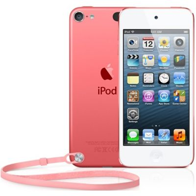 Аудиоплеер Apple iPod touch 5 64GB - Pink MC904RP/A