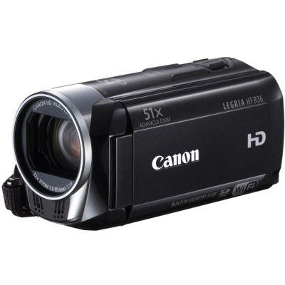Видеокамера Canon LEGRIA HF R36 Black (5976B004)
