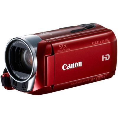 Видеокамера Canon LEGRIA HF R36 Red (5976B008)