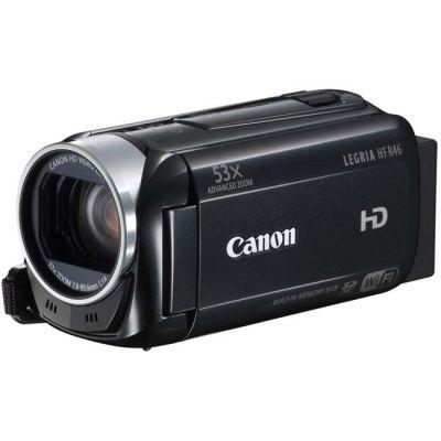 ����������� Canon LEGRIA HF R46 Black (8153B003)