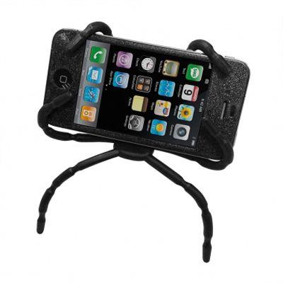 Держатель Human Friends мобильного телефонапланшета Spider Black