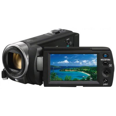 ����������� Sony DCR-PJ5E Black (DCRPJ5EB.CEL)