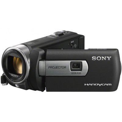 Видеокамера Sony DCR-PJ5E Black (DCRPJ5EB.CEL)