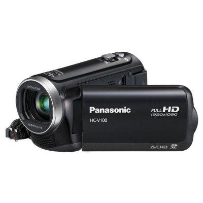 ����������� Panasonic HC-V100 Black HC-V100EE-K