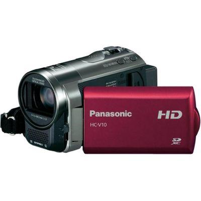 Видеокамера Panasonic HC-V10 Red HC-V10EE-R