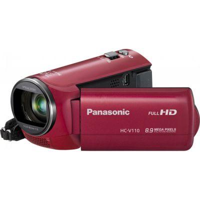 Видеокамера Panasonic HC-V110 Red HC-V110EE-R