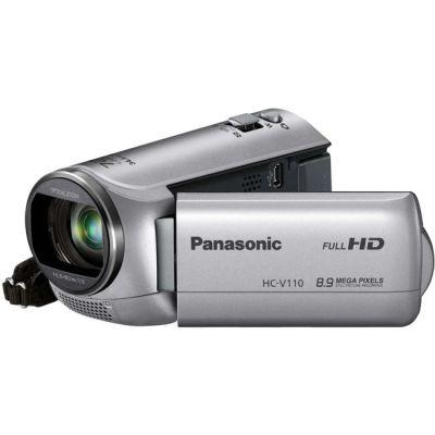 Видеокамера Panasonic HC-V110 Silver HC-V110EE-S