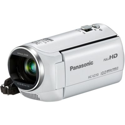 Видеокамера Panasonic HC-V210 White HC-V210EE-W