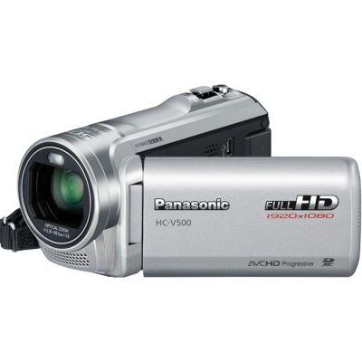 Видеокамера Panasonic HC-V500 Silver HC-V500EE-S