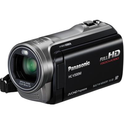 Видеокамера Panasonic HC-V500M Black HC-V500MEE-K