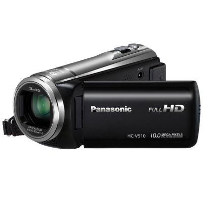 Видеокамера Panasonic HC-V510 Black HC-V510EE-K