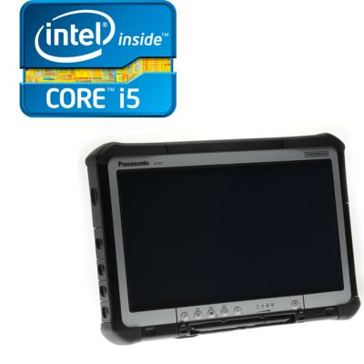 Планшет Panasonic Toughbook CF-D1 320Gb 3G CF-D1ADBAHF9