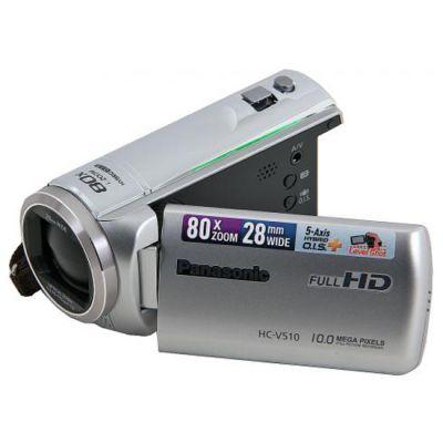 ����������� Panasonic HC-V510 Silver HC-V510EE-S
