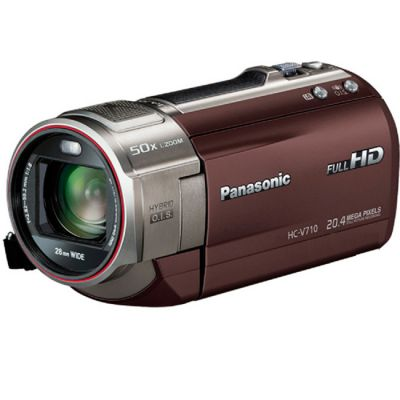 ����������� Panasonic HC-V710 Brown HC-V710EE-T