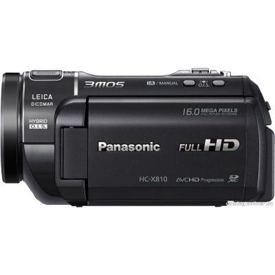 ����������� Panasonic HC-X810 Black HC-X810EE-K
