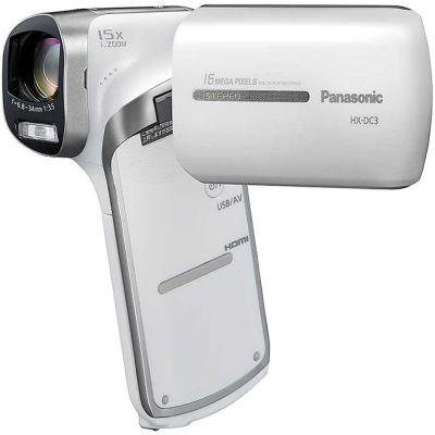 Видеокамера Panasonic HX-DC3 White HX-DC3EE-W