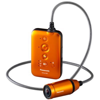 ����������� Panasonic HX-A100 Orange HX-A100EE-D