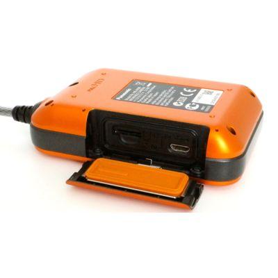 Видеокамера Panasonic HX-A100 Orange HX-A100EE-D