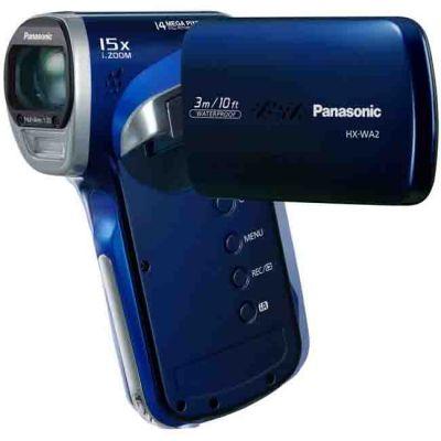 Видеокамера Panasonic HX-WA2 Blue HX-WA2EE-A