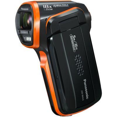 Видеокамера Panasonic HX-WA3 Grey/Orange HX-WA3EE-H