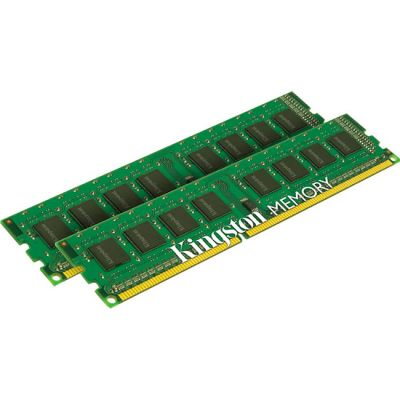 ����������� ������ Kingston dimm 8GB 1333MHz DDR3 Non-ECC CL9 KVR13N9S8HK2/8