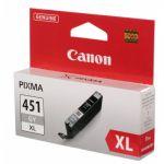 Картридж Canon CLI-451 GY EMB Grey/Серый (6527B001)