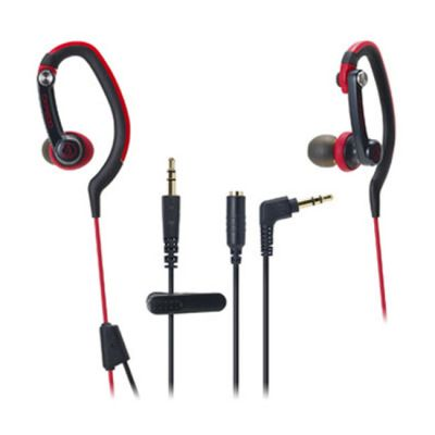 Наушники Audio-Technica ATH-CKP200 RD
