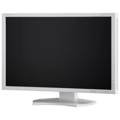 Монитор Nec MultiSync PA242W SL/WH