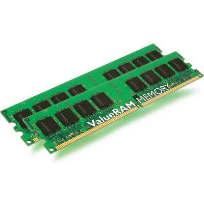 Оперативная память Kingston DIMM 8GB 1333MHz DDR3 Non-ECC CL9 SR x8 (Kit of 2) KVR13N9S8K2/8