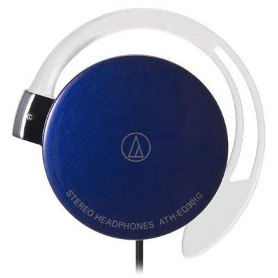 Наушники Audio-Technica ATH-EQ301 BL