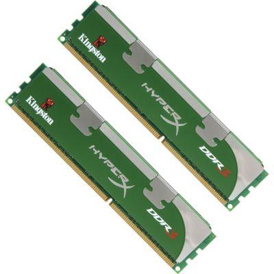 Оперативная память Kingston DIMM 4GB 1600MHz DDR3 Non-ECC CL9 (Kit of 2) XMP Low-Voltage HyperX KHX1600C9D3LK2/4GX